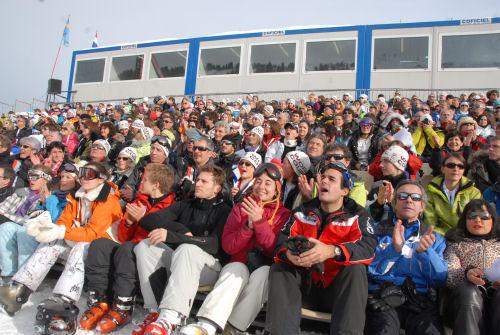 Courchevel f te la coupe du monde ski alpin avec un slalom sp cial f minin de toute beaut - Coupe du monde de ski courchevel ...