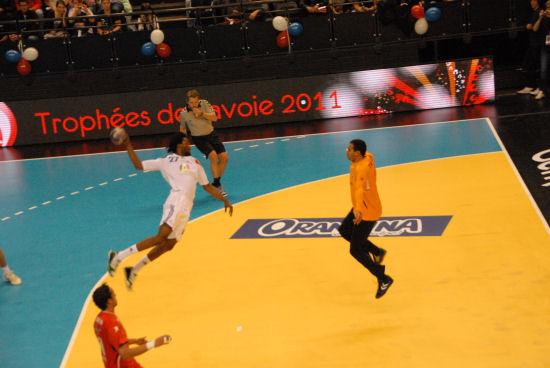 handball france tunisie 31 20 les experts aguerris. Black Bedroom Furniture Sets. Home Design Ideas