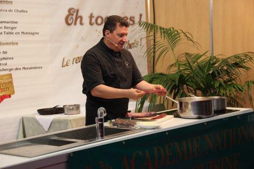 Nouvelle formule pour le salon saveurs et terroir for Aix cuisine de terroir