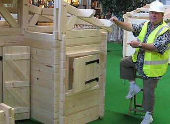 Le salon habitat jardin - Salon eco construction ...