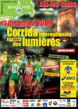 corrida des lumieres Aix les Bains