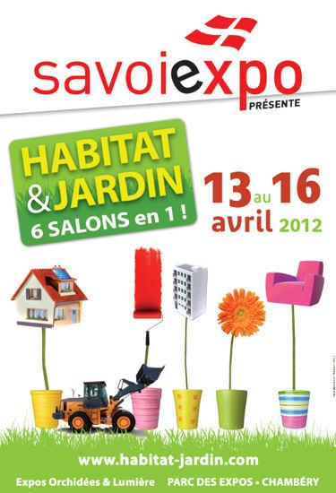 Salon habitat et jardin chamb ry savoie for Habitat et jardin