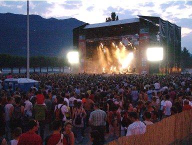 musilac 2007 - programme du festival musique rock ete rhone-alpes Aix-les-Bains