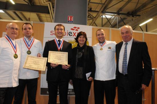 Salon saveurs et terroirs 2012 for Aix cuisine de terroir