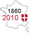 rattachement Savoie France